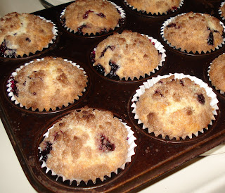 Baked Muffins