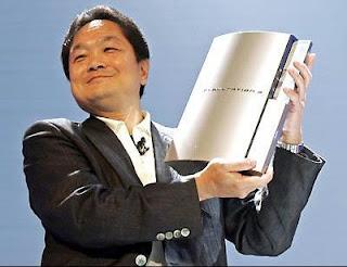 Foto Ken Kutaragi - Pembuat Playstation | Tokoh penemu internasional barang-barang