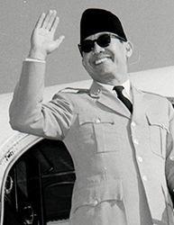 Presiden, Soekarno
