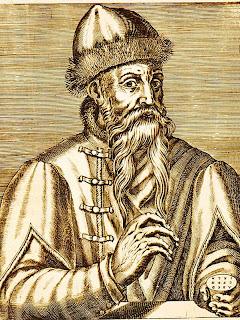 Biography of Johann Gutenberg - inventor Print Engine