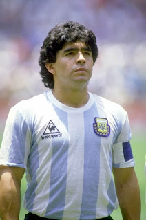 Biography of Diego Armando Maradona