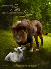 Lion Fall In Love With The Lamb