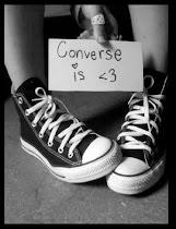 Converse love.