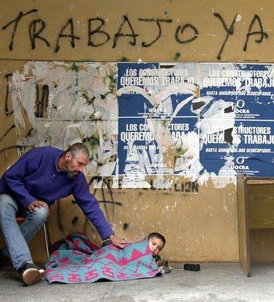 """EL """"FUTURO SOMBRIO"""" DE LOS POBRES DEL MUNDO"""