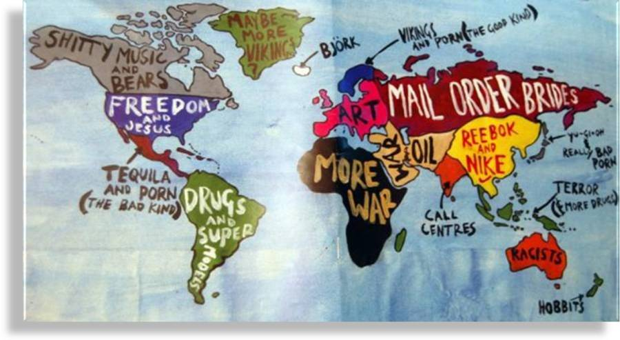 Pz c map australia world map made simple not sure why australia is labeled racistuldnt gumiabroncs Image collections