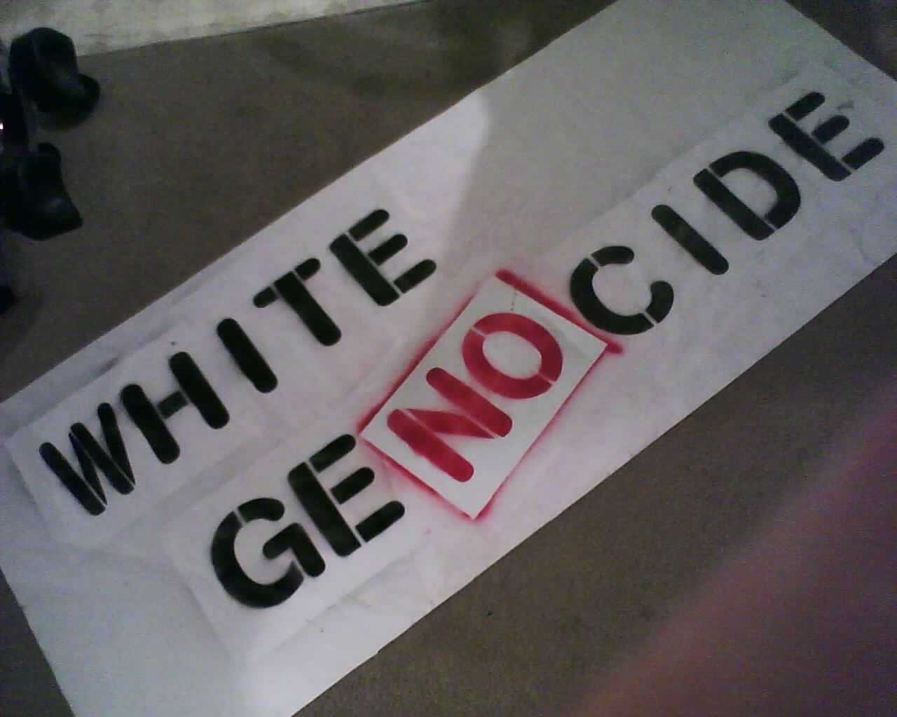 Are White Student Unions a Key to Reversing White Genocide?