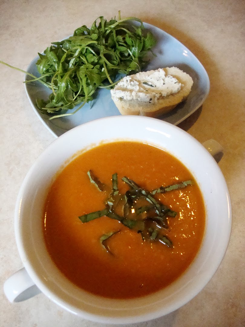 my back pages: roasted vegetable soup