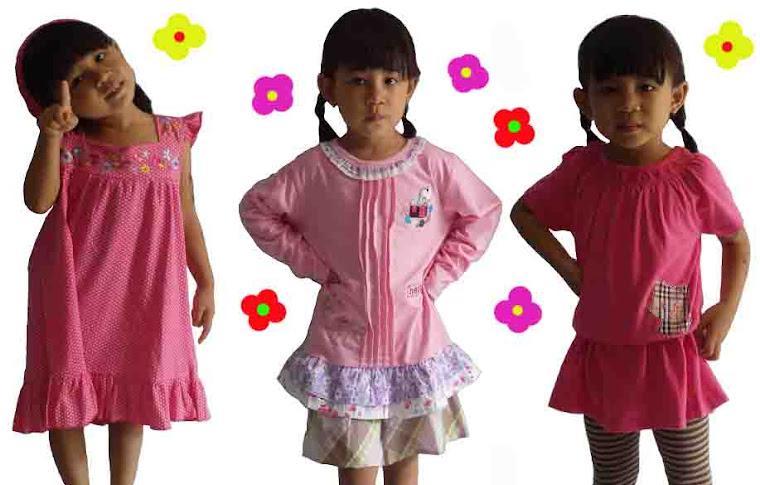 Grosir Baju Anak Brended Termurah