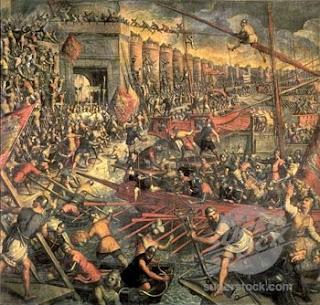 Perang+Salib+IV Daftar Perang Paling Dahsyat di Dunia