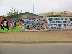 Mural UPE San Antonio