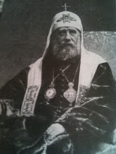 Saint Tykhône, Patriarche de Moscou. Saint Martyr de l'Eglise Orthodoxe. Tué par le K.G.B. (1924).