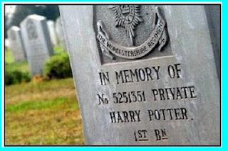 gambar makam harry potter