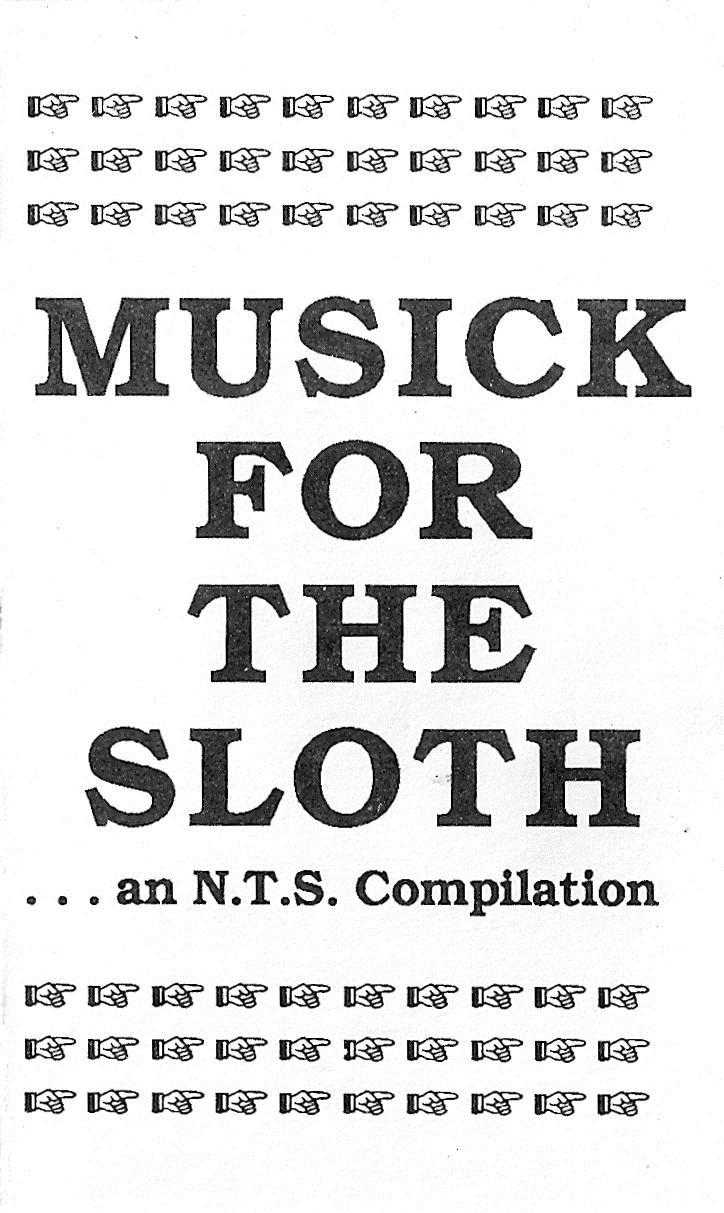 Various - Music For Tape / Band - Musik From Sweden / Aus Schweden / Från Sverige