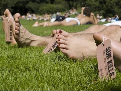 Les produits solaires veulent-ils notre peau ?