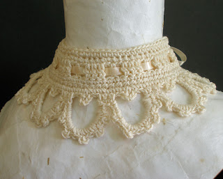 Victoriana Romantic Lace Crochet PDF crochet pattern