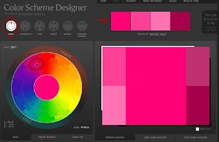 ...ЦВЕТА ColorSchemeDesigner Профессиональное он-лайн приложение для подбора цветов и генерации цветовых схем.