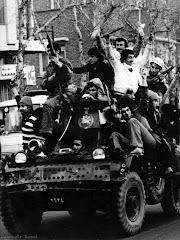 Teheran Revolution 1979