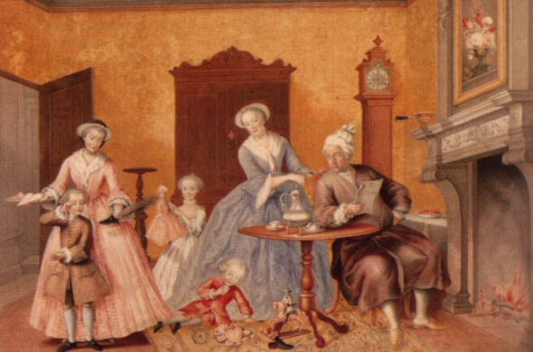 Tea at Trianon: Marie-Antoinette's Childhood
