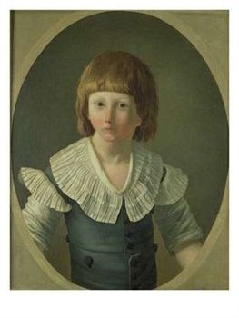 Louis XVII in Art 32161~Louis-XVII-1785-95-Aged-8-at-the-Temple-1793-Posters