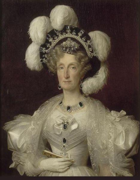 Maria Amalia of Naples (1782-1866) 468px-Marie-Am%C3%A9lie_de_Bourbon_1