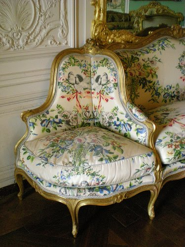 Palaces and Châteaux Chair