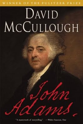 john adams by david mc cullough essay David mccullough wrote the essay on harry truman for the book character above all, published earlier this year by simon & schuster he also appears on the pbs television program adapted from the.