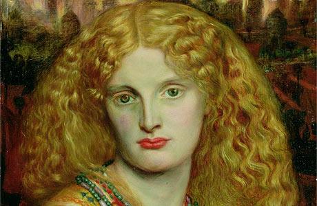 The Pre-Raphaelites Rossetti460