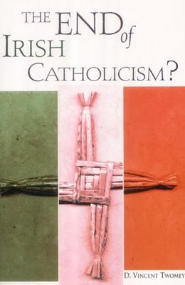 Vincent Twomey on the future of the Irish Church