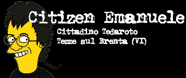 Citizen Emanuele