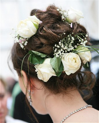 Wedding New Hairstyle