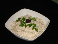 Greek Eggplant Dip (Melitzanosalata) Recipe