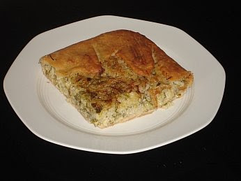 Greek Courgette (Zucchini) Pie (Kolokithopita) Recipe
