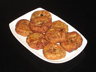 Greek Eggplant Fritters (Melitzanokeftedes) Recipe