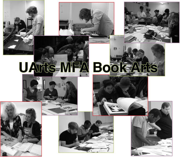 UArts MFA Book Arts