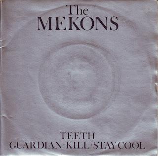 The Mekons - Work All Week / Unknown Wrecks