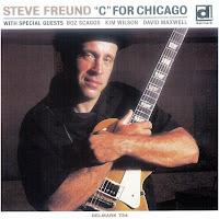 Steve Freund - 'C' for Chicago