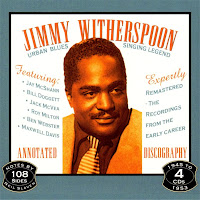 Jimmy Witherspoon - Urban Blues Singing Legend