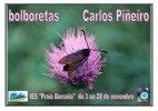 """EXPOSICIÓN FOTOGRÁFICA """"BOLBORETAS"""" de CARLOS PIÑEIRO."""
