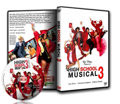 HIGH SCHOOL MUSICAL 3 SENIOR YEAR WILL PREMIERE ON DISNEY CHANNEL IN APRIL