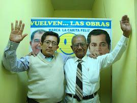 José Burgos Ramos candidato a la Alcaldia de Sullana