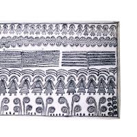 godhana painting mithila india