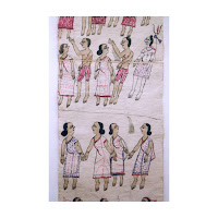 santhal pargana scroll painting west bengal