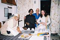 bhupen khakhar jogen chowdhury richard long india