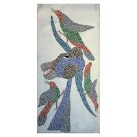 jangarh singh shyam birds totem