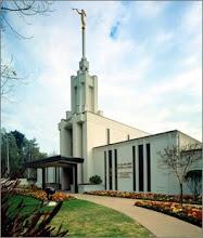 Templo de Santiago no Chile