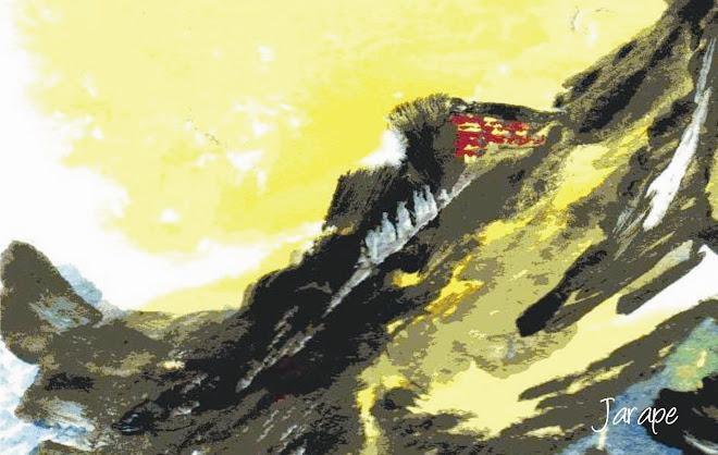015 - Frailes bajando la montaña