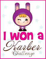 Karber Challenge Winner