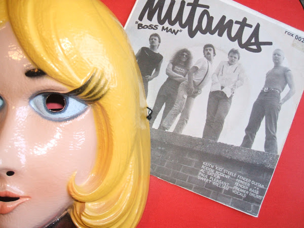 mutants Boss Man 1977 rox records