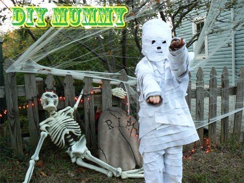 D.I.Y. Mummy