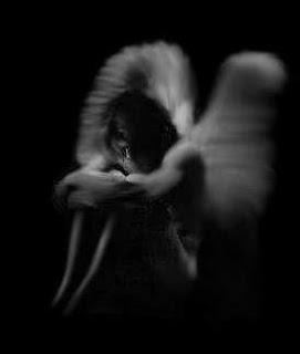 imagenes de angeles goticos viii angel de la oscuridad